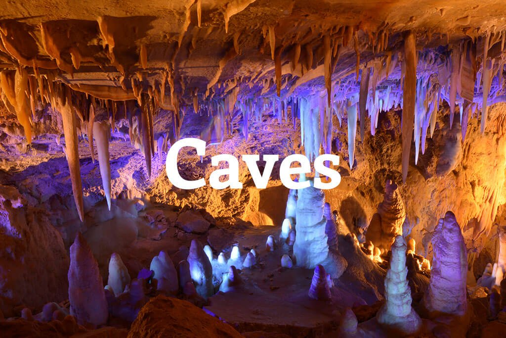 Glenwood Caverns Caves Tour