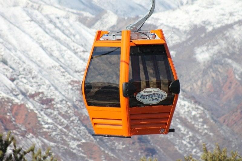 Glenwood Gondola