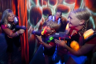 Laser Tag Action