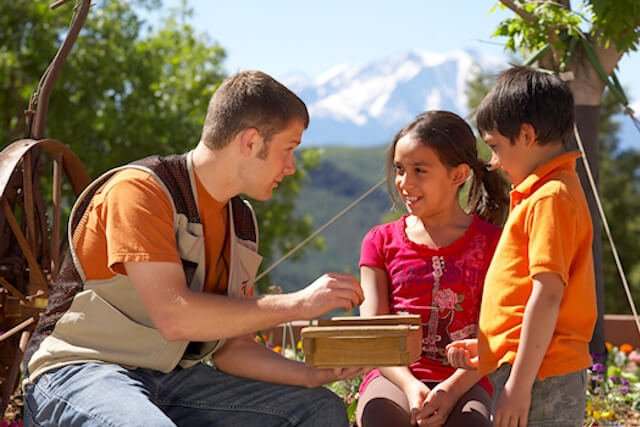 Science is one of many topics kids can explore at Glenwood Caverns Adventure Park